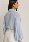 Niebieska Koszula Shemeda