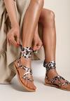 Panterkowe Sandały Pethalise