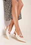 Beżowe Sandały Cnassixia