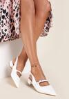 Białe Sandały Cnassixia
