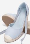 Niebieskie Sandały Acalea
