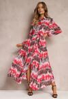 Czerwona Sukienka Thronanthe