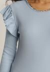 Jasnoniebieska Bluzka Zellili