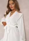 Biała Sukienka Bwynvielle