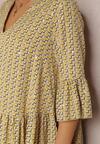 Żółta Sukienka Abanope