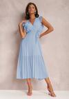 Jasnoniebieska Sukienka Phisoria