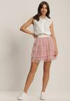 Różowa Spódnica Molseise