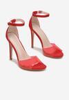 Czerwone Sandały Aerilis