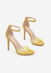 Żółte Sandały Aerilis
