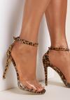 Panterkowe Sandały Aerilis