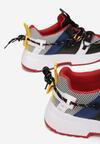 Czarne Sneakersy Nonakris