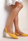 Żółte Sandały Bathais
