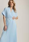 Niebieska Sukienka Sireimora