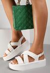 Białe Sandały Thessawai