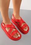 Czerwone Sandały Thessawai