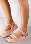 Różowe Sandały Larimisia