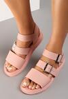 Różowe Sandały Calocea