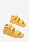 Żółte Sandały Calocea