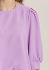 Liliowa Bluzka Themidelia