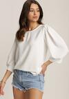 Biała Bluzka Themidelia