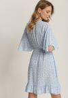 Jasnoniebieska Sukienka Aetheteia
