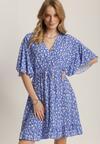 Niebieska Sukienka Aetheteia