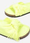 Zielone Klapki Sabophia