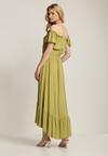 Zielona Sukienka Daphilis