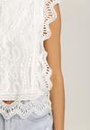 Biała Bluzka Prosissis