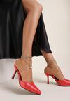 Czerwone Sandały Athizaxaura