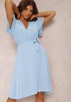 Jasnoniebieska Sukienka Nixishae