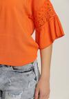 Pomarańczowa Bluzka Pixiusei