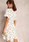 Biała Sukienka Orphoche