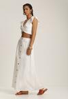 Biała Spódnica Alethrisei