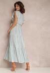 Jasnoniebieska Sukienka Ifamphei