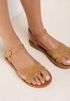 Beżowe Sandały Limei