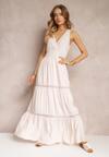 Jasnoróżowa Sukienka Corisis