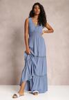 Niebieska Sukienka Corisis