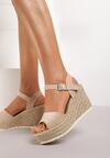 Beżowe Sandały Chenculo