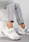 Białe Sneakersy Pevralni