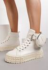 Beżowe Sneakersy Briagaza