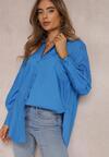 Niebieska Koszula Aquida