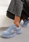 Niebieskie Sneakersy Lance