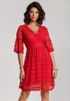 Czerwona Sukienka Adreatina