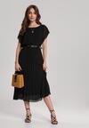 Czarna Sukienka Clymeine