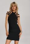 Czarna Sukienka Dioles