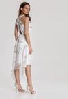 Biała Sukienka Taniarephis