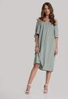 Zielona Sukienka Amanei