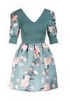Zielona Sukienka Adressa