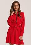 Czerwona Sukienka Charlith